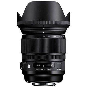 SIGMA 24-105 mm F4 DG OS HSM ART pre Canon - Objektív