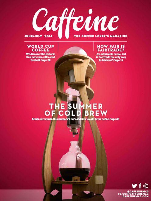 Caffeine, June/July 2014