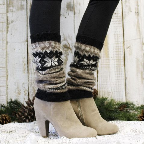 59 Best Leg Warmers Images On Pinterest Knit Leg Warmers Boot