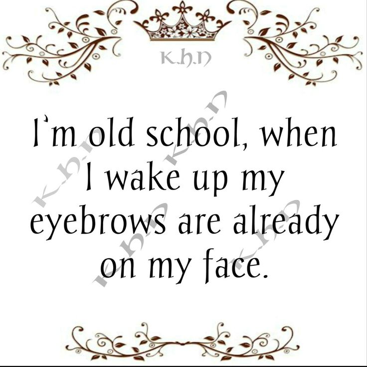 Ha ha yep! The tint just makes them look more fleeky!