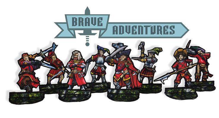 Mercenary Warband Released! - http://www.braveadventures.com/news/2014/08/31/mercenary-warband-released/
