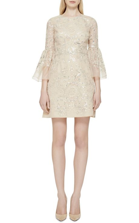 Marchesa Pre-Fall 2015 Trunkshow Look 15 on Moda Operandi