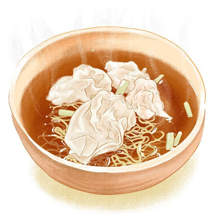 Wonton noodles is one of Cantonese cuisine's most iconic dishes. Janice Leung Hayes visits Mak An Kee, one of Hong Kong's most famous wonton noodle restaurants, to find out what goes into a perfect bowl. Illustration: Sarene Chan