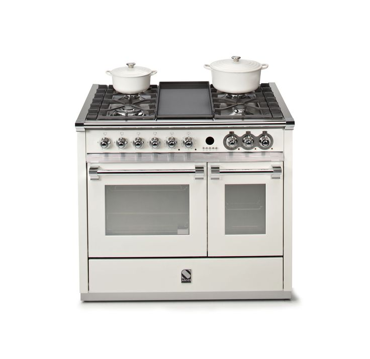 21 best Steel Cucine Le Creuset Range Cooker Collection images on ...