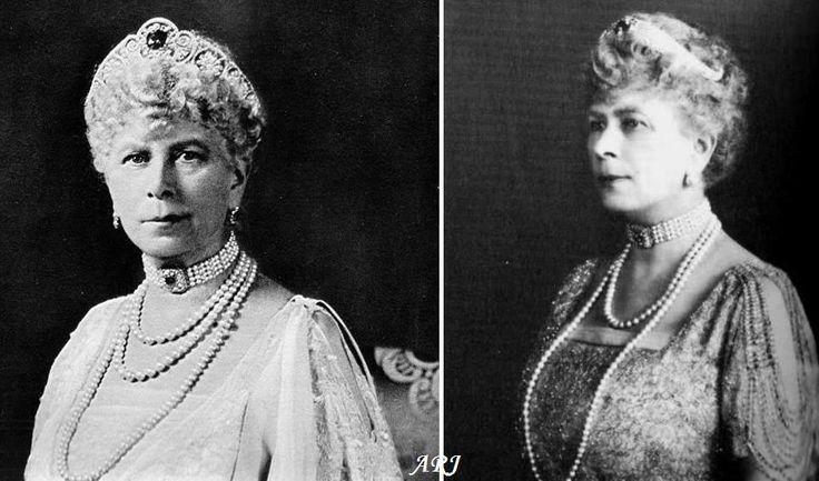 Maria Feodorovna Jewels | Royal Jewels: British Royal Jewels: Empress Maria Feodorovna ...
