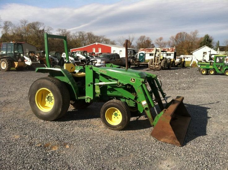 The 25 best john deere compact tractors ideas on pinterest john deere compact tractor ebay fandeluxe Choice Image
