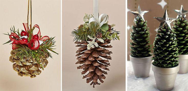 Te magad is készíthetsz gyönyörű karácsonyi dekorációt! Összegyűjtöttük a legjobb ötleteket!
