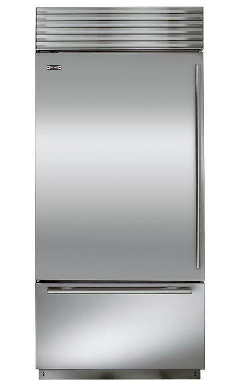 subzero refrigerator | Sub-Zero Built-In Bottom-Freezer Refrigerator