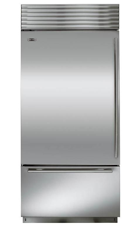 Sub-Zero Built-In Bottom-Freezer Refrigerator