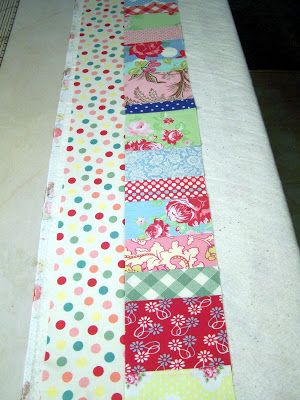 Quilt Taffy: Showered with Love