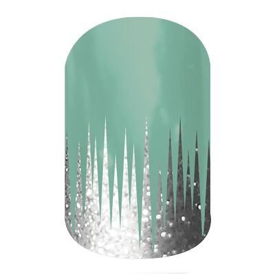 Jamberry Iced - Jamberry Nail Wraps are Buy 3, Get 1 FREE! Click here to order -> www.nicoleknaus.jamberrynails.net