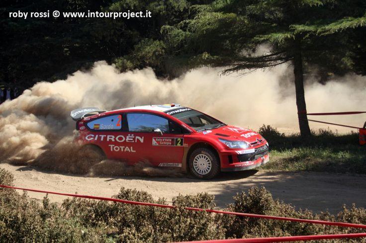 Sordo - WRC Rally Costa Smeralda 2007 - foto di Roby Rossi http://www.intourproject.it/it/in_photo/il_significato_delle_immmagini_nella_comunicazione_cat_11.htm