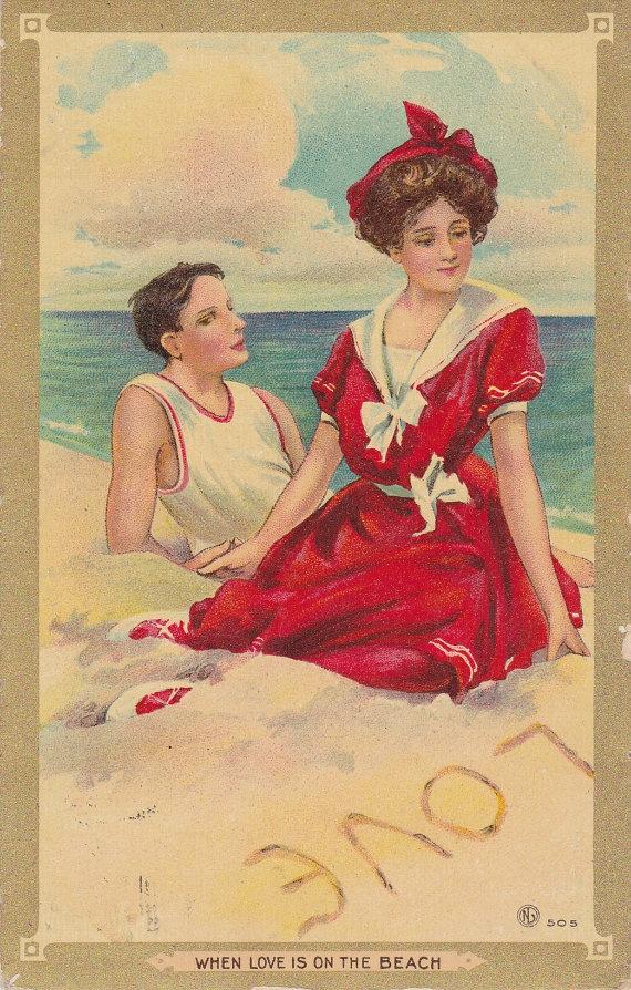 edwardian swimsuits -