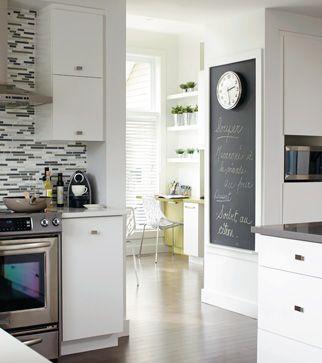 Le tourbillon de la vie | Les idées de ma maison © TVA Publications | Yves Lefebvre #deco #cuisine