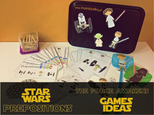STAR WARS prepositions: The Force Awakens