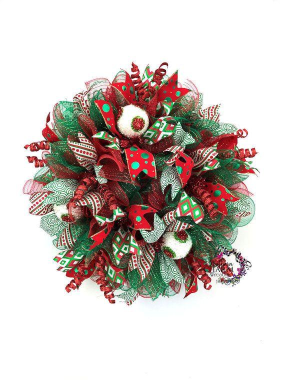 Christmas Front Door Clipart 79 best christmas wreaths for front door images on pinterest