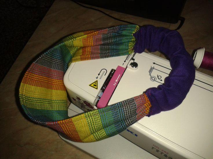 wrap-scraps headband