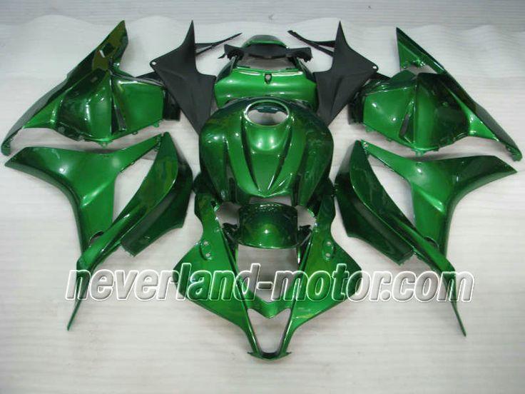Carenado de ABS de Honda CBR 600RR F5 2009 - Verde Puro