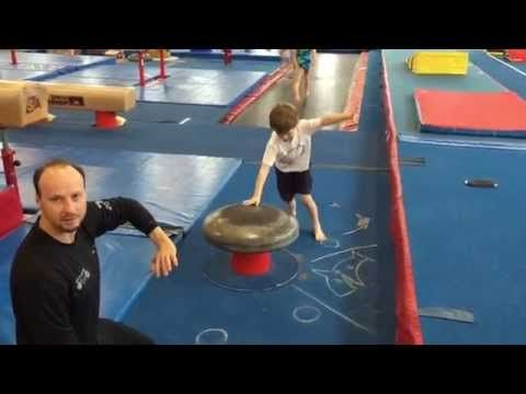 Basic Pommel Horse Circuit - YouTube