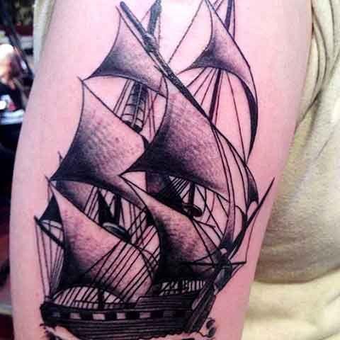 Black Heart Tattoo | Cody Miller - Black Heart Tattoo | | Bad Ass Tattooery