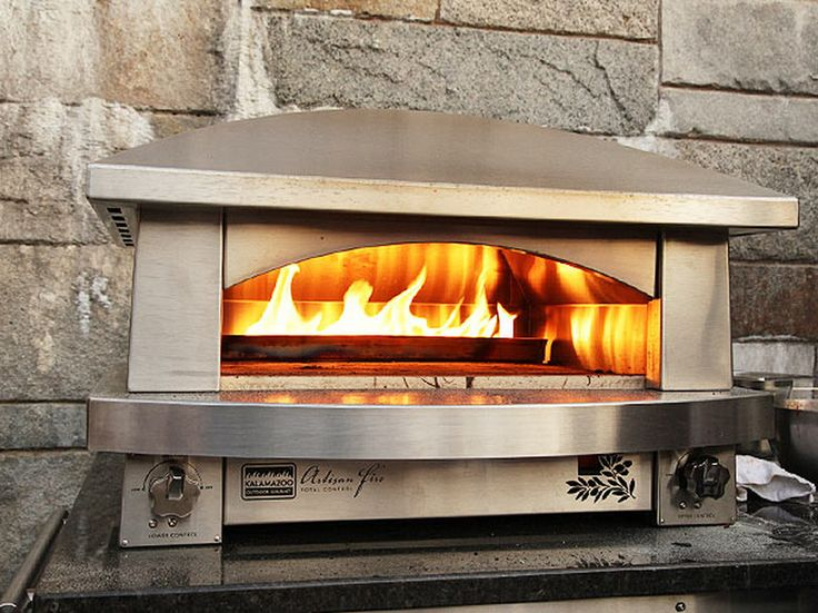 indoor gas pizza oven