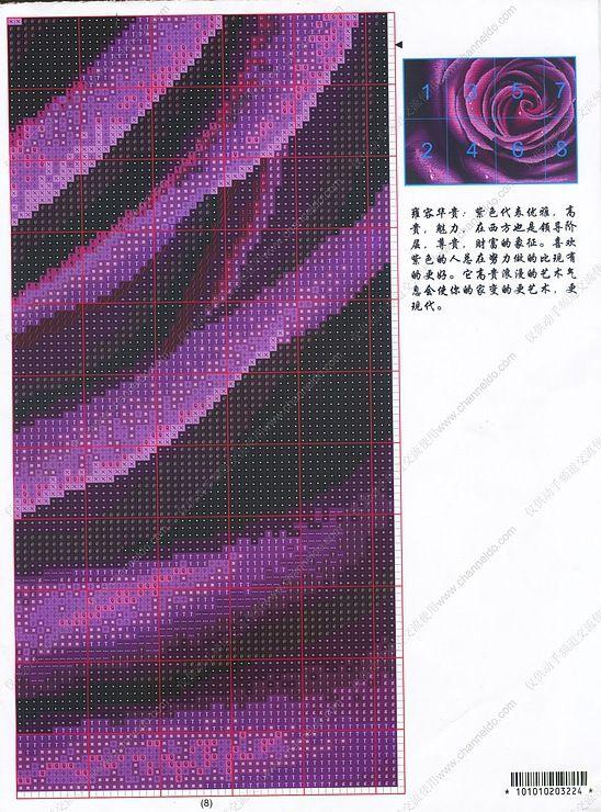 Gallery.ru / Фото #1 - фиолетовая роза - irinakiz
