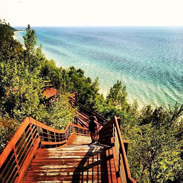 Arcadia, Michigan.