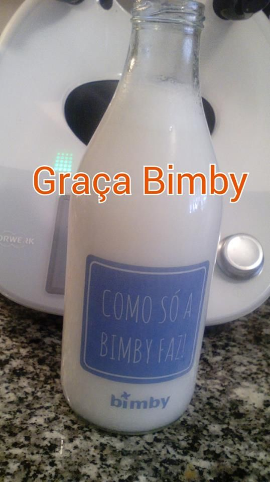"""Bimby Truques & Dicas: """"Leite"""" bebida de coco."""