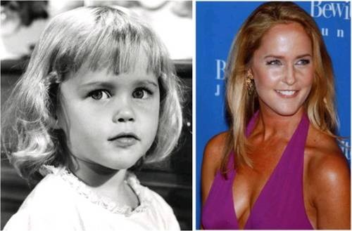 Erin Murphy Tabitha On 39 Bewitched 39 Then Now Pinterest