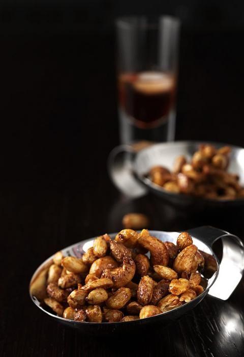 Curry-Nüsse - [ESSEN UND TRINKEN]