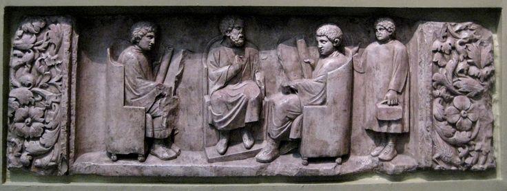 Roman school - Roman Empire - Wikipedia