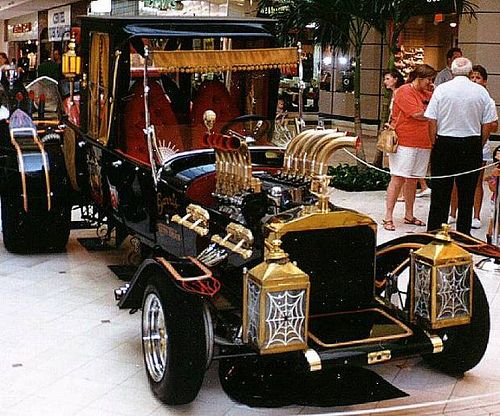 The Munster Mobile  #RePin by AT Social Media Marketing - Pinterest Marketing Specialists ATSocialMedia.co.uk