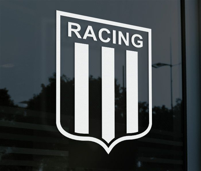Racing Club de Avellaneda Argentina Decal Sticker