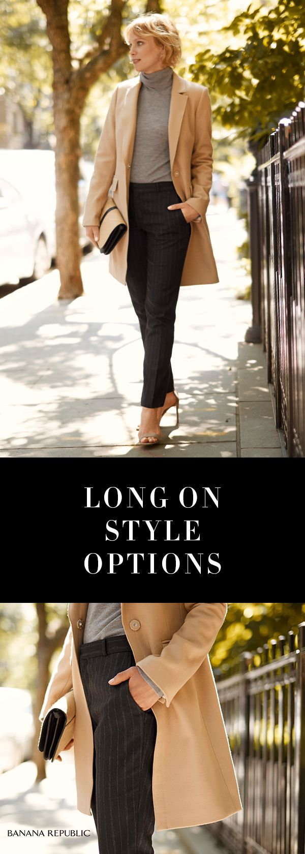 The perfectly proportioned camel blazer. Long on style, versatility & impeccable quality. Top denim, suit pants or a pencil skirt for a chic work & well-beyond option. Your new classic. Ready to layer and live in.