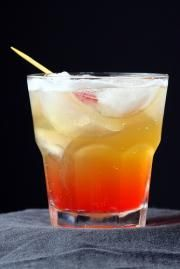 Disaronno amaretto sour. My favorite drink!