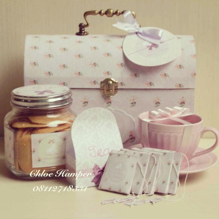 Baby Geneieve #hamper by Chloe... #souvenir #cute #classic #dessert #cookies