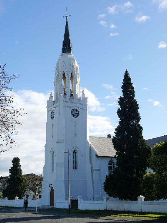 Dutch Reformed Church_Worcester.,South Africa