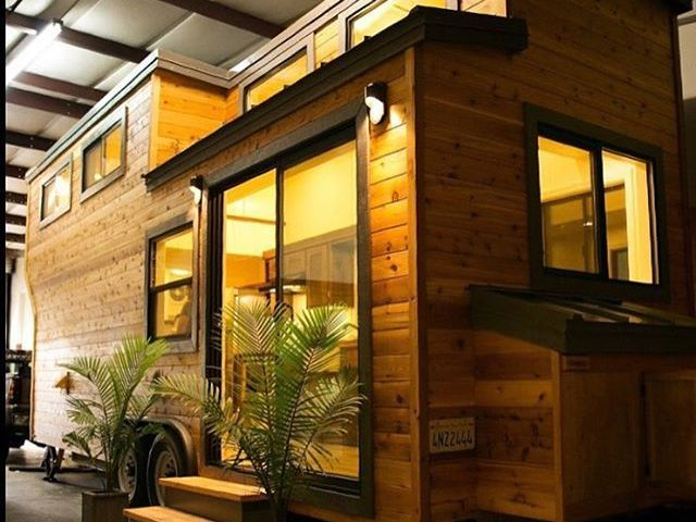 Tiny House Builders California >> Pat And Nick Mosley The Builders Behind California Tiny House Of