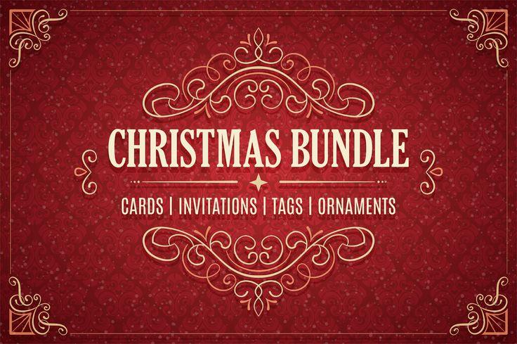Christmas Bundle by Swedish Points on @creativemarket