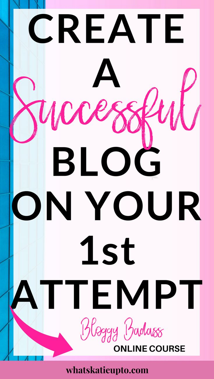 Create a Successful Blog on your 1st Attempt - In this Beginner to Medium Blog Online Course you will learn everything your need from setting up a blog to growing a successful Business! The Course includes 37+ Video Classes and over 200minutes of content!!! SIGN UP TODAY!!!!! | Bloggy Badass Online Course, Blogger Course, Beginner Blog Course, Blogging Course for Beginner, Online Course for Bloggers, Best Online Course Bloggers, The Best Blogger E-Cours | #blogonlinecourse #blogecourse