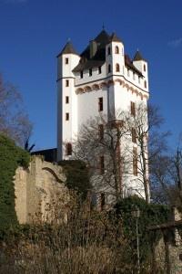 Electors Castle at Eltville Rhine