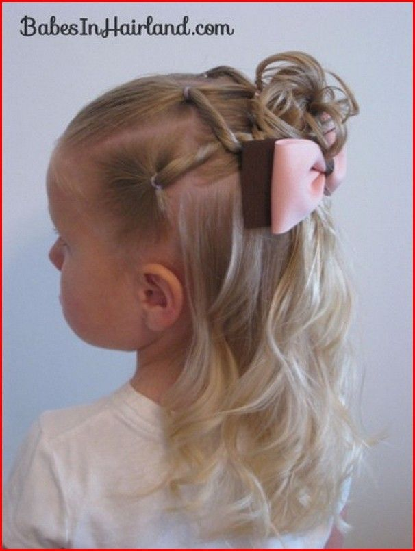 How To Do Cute Hairstyles For Girls With Creative Ideas Easy Hairstyles For Kids Hair Styles Natural Hair Pictures
