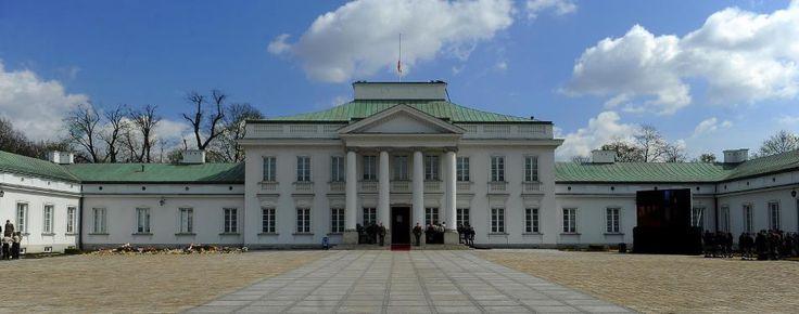 Belweder w Warszawie, Kubicki, 1 poł XIX