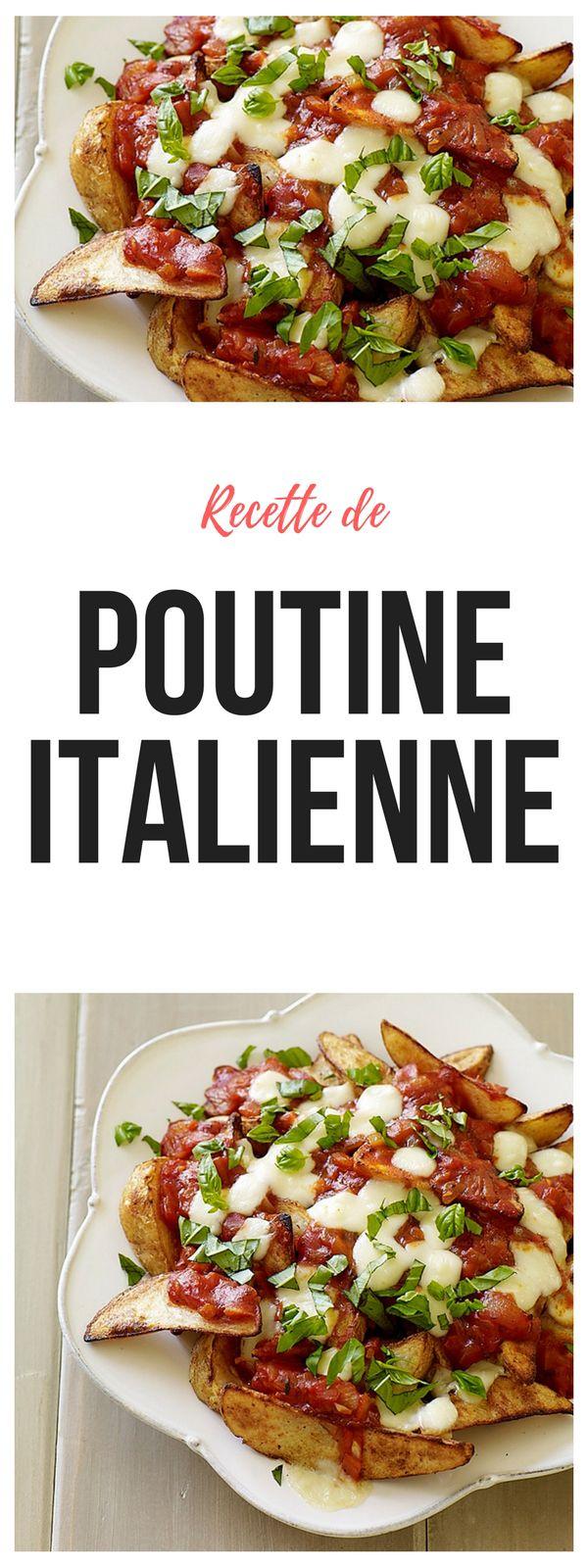 #poutine #italienne