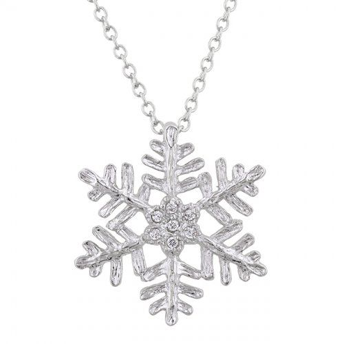 Large Snowflake Pendant   http://atomicfleamarket.com/large-snowflake-pendant-p-18085.html
