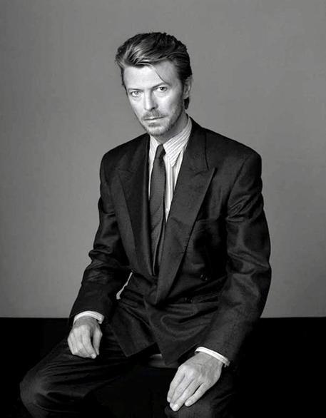 David Bowie © Photo by Sukita 1990