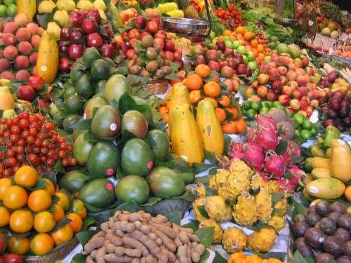 Tratamentul diabetului pe cale naturista: Qué Frutas, Seasonal, Verduras Son, In Spring