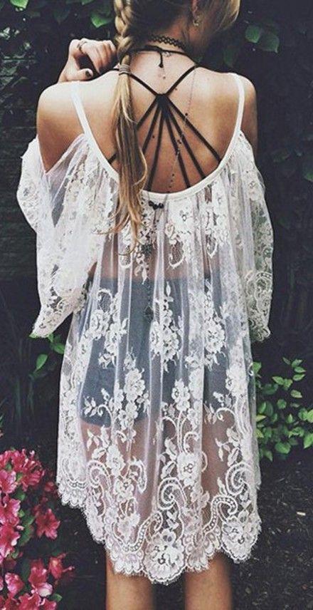 Gypsy boho lace dress · australian wardrobe · online store powered by storenvy