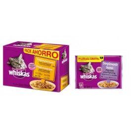 Comida para gatos perfectamente equilibrada en vitaminas y minerales.