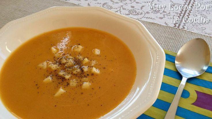 Twittear     Esta es una recopilación de las recetas de sopas y cremas de Muy Locos Por La Cocina. Iremos incluyendo en esta lis...
